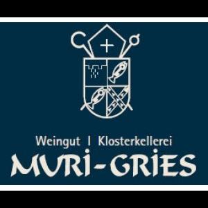 De Wijnunie Vlaanderen onze domeinen logo van Muri-Gries