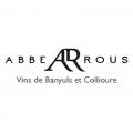 De Wijnunie Vlaanderen onze domeinen logo van Abbe Rous vins de Banyuls et Collioure