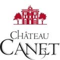De Wijnunie Vlaanderen onze domeinen logo van Chateau Canet
