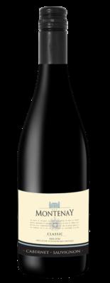 """Les Montenay, Pays D'Oc IGP """"Classic"""" Cabernet Sauvignon 2020"""