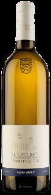 Weingut Muri-Gries, Südtirol Alte Adige DOC Pinot Grigio Bianco 2018
