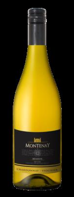 """Les Montenay, Pays D'Oc IGP """"Réserve Boisé"""" Chardonnay-Viognier 2019"""