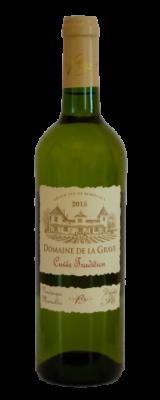 Domaine De La Grave, Bordeaux AOC Cuvée Tradition Blanc 2019