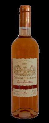 Domaine De La Grave, Bordeaux AOC Cuvée Tradition Rosé 2019