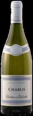 Chartron Et Trebuchet, Chablis AOC 2014
