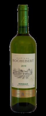 Château Rochebert, Bordeaux AOC Cuvée Grande Sélection Blanc 2019