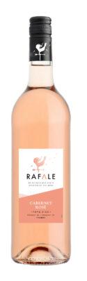 Rafale, Pays D'Oc IGP Cabernet Sauvignon Rosé 2020