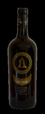 Domaine De La Grave, Bordeaux Supérieur AOC Cuvée Vieilles Vignes De 1923 Rouge 2015