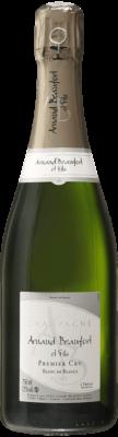 Champagne Arnaud Beaufort & Fils, Champagne AOC Blancs De Blancs 1er Cru Brut
