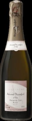 Champagne Arnaud Beaufort & Fils, Champagne AOC Rosé 1er Cru Brut