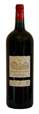 Domaine De La Grave, Bordeaux Supérieur AOC Cuvée Tradition Rouge 2012 (Double Magnum)